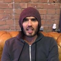 STAGE TUBE: Russell Brand Reacts to Media Coverage Over Renee Zellweger's New Look