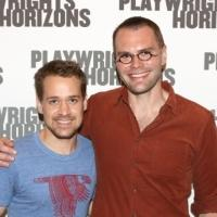 Photo Coverage: In Rehearsal with T.R. Knight and Company of Playwrights Horizons' POCATELLO