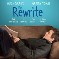 THE REWRITE, Starring Hugh Grant, Comes to Blu-ray/DVD Today