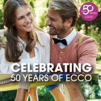 ECCO Celebrates 50 Years with Facebook Sweepstakes