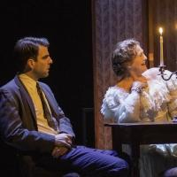 Photo Coverage: Quinto, Jones, Keenan-Bolger & Smith On Stage in THE GLASS MENAGERIE