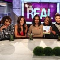 Sneak Peek - Actress & Author Garcelle Beauvais Visits THE REAL Today