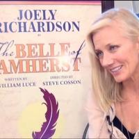 BWW TV: Joely Richardson & THE BELLE OF AMHERST Team Meet the Press