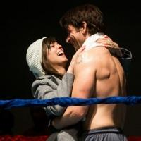 Photo Flash: Sneak Peek - Margo Seibert and Andy Karl in Rehearsal for ROCKY!