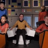 STAGE TUBE: In Honor of STAR TREK's New Movie, Watch STAR TREK: THE MIDDLE SCHOOL MUSICAL! Video
