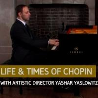 BWW Previews: MARCH IS CHOPIN MONTH AT CARNEGIE CONCERT SERIES at Carnegie Room, Nyack Library