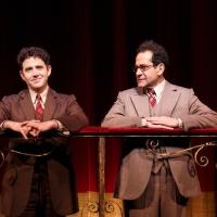 Photo Flash: First Look at Tony Shalhoub, Santino Fontana & Andrea Martin in ACT ONE