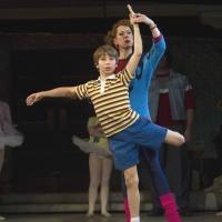 Photo Flash: Bradley Perret and Freddie Butterfield as the New Billy and Michael in BILLY ELLIOT