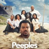 PEEPLES Original Motion Picture Soundtrack Released Today