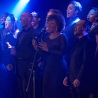 BWW TV Exclusive: Michael McElroy & Broadway Inspirational Voices Perform 'Sunday' at Starry Sondheim Celebration!