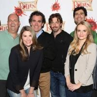 Photo Coverage: Meet the Cast of Broadway-Bound SOMETHING ROTTEN!- Brian d'Arcy James, Christian Borle & More!