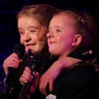 Photo Coverage: Broadway's Shapiro Sisters Play 54 Below!
