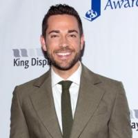 Zachary Levi Signs First-Look Deal; May Star in NBC Musical Comedy Series
