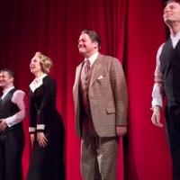 Photo Coverage: THE 39 STEPS Returns to NYC; Go Inside Opening Night!