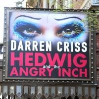UP ON THE MARQUEE: Darren Criss Starring in HEDWIG AND THE ANGRY INCH