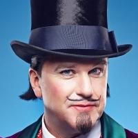 Photo Coverage: First Shots Of Douglas Hodge As Willy Wonka In CHARLIE AND THE CHOCOLATE FACTORY!