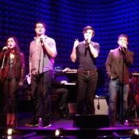 Photo Flash: Cast of 'REVOLUTION IN THE ELBOW' Plays Joe's Pub