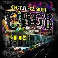 Jane's Addiction to Headline 2014 CBGB Music & Film Festival Free Times Square Concert