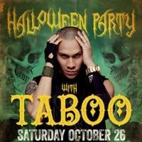 SHRINE Nightclub to Welcome Black Eyed Peas' Taboo, 10/26
