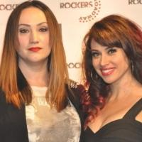 Photo Coverage: On the Red Carpet for ROCKERS ON BROADWAY with Tony Vincent, Eden Espinosa & More!