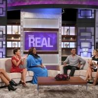 Sneak Peek - Larenz Tate Visits THE REAL Today