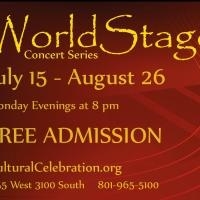 Smiling Souls to Wrap WorldStage! Series at Utah Cultural Celebration Center Today