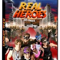 Go Behind the Mask with REAL HEROES, Now on DVD