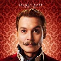 Photo Flash: First Look - Johnny Depp & More in MORTDECAI Character Posters