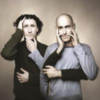 EDINBURGH 2014 - BWW REVIEWS: UMBILICAL BROTHERS: KIDSHOW (NOT FOR KIDS), Gilded Balloon, August 3 2014