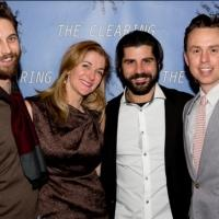 Photo Flash: THE CLEARING Celebrates Opening Night Off-Broadway