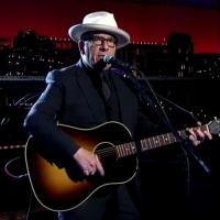 VIDEO: Elvis Costello Performs Medley of Songs on LETTERMAN