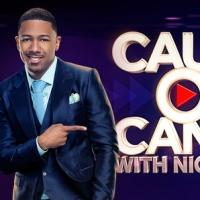 NBC's CAUGHT ON CAMERA WITH NICK CANNON Returns Tonight