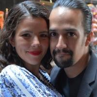 Tony Winner Lin-Manuel Miranda & Wife Expecting First Child!