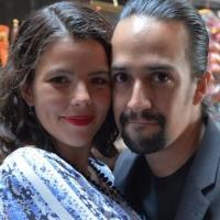 Tony Winner Lin-Manuel Miranda & Wife Expecting First Child!