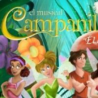 Campanilla y sus amigos llegan en diciembre a la Gran V�a