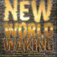 EarthStone Theatre to Present Steve Schalchlin's NEW WORLD WAKING Song Cycle at Boston Conservatory Tonight