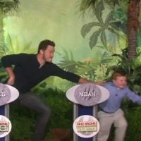 VIDEO: 'Jurassic World's Chris Pratt Plays 'Dino Wrong or Dino Right?' on ELLEN
