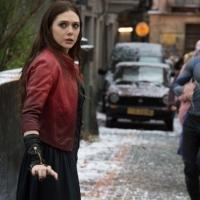 VIDEO: Elizabeth Olsen in New MARVEL'S AVENGERS: AGE OF ULTRON Featurette