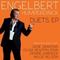 Limited Edition Engelbert Humperdinck Vinyl 'Duets EP' Out Today