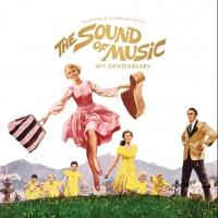 THE SOUND OF MUSIC, Featuring Julie Andrews, Gets 50th Anniversary Vinyl, Out Next Month