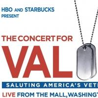 Meryl Streep, Tom Hanks, Springsteen & More Set for HBO's CONCERT FOR VALOR Tonight