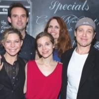 Photo Coverage: Inside Opening Night of Playwrights Horizons' THE PATRON SAINT OF SEA MONSTERS