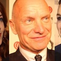 BWW TV: Chatting with Sting and the Cast of THE LAST SHIP on Opening Night!