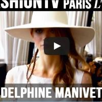 VIDEO: Bridal Fall 2015 Collection - Delphine Manivet