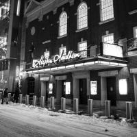 Broadway Bundles Up for Yet Another Storm; Exchanges Available for Most Shows!