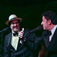 Photo Coverage: John Pizzarelli with Daniel Jobim Play Cafe Carlyle