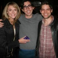 Photo Flash: Ashley Spencer, Jeremy Jordan and Kate Rockwell Visit F#%KING UP EVERYTHING