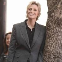 Photo Flash: GLEE's Jane Lynch Receives Star on Hollywood Walk of Fame