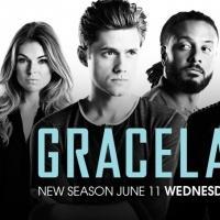 Nestor Serrano & Brit Morgan Join Cast of USA's GRACELAND; Series Returns Tonight