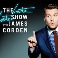 CBS's LATE LATE SHOW WITH JAMES CORDEN Retains 88% of Audience on Night 2